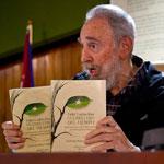 فيدل كاسترو يقدم أول جزئين من مذكراته! <img src=http://www.farfesh.com/images/cam.gif  ..