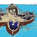 هكذا تسير الامور في بلادنا العربية