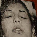 الفنان الإيطالي ديبغو فازو يرسم لوحات...