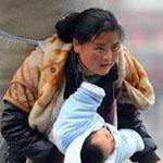 تستحق هذه الأم كل التقدير والاحترام