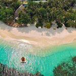 الجزر الساحرة في المالديف