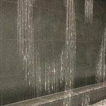الساعة المائية بمحطة مدينة أوساكا ،اليابان