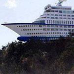 فندق على شكل سفينة في كوريا الجنوبية