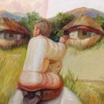 إبداع للفنان أوليج شوبلياك