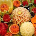 باقة من الورود الجميلة