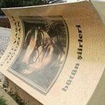 المقاعد الأدبية في اسطنبول لتشجيع الناس على القراءة