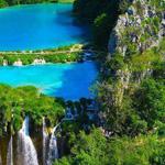 بليتفيتش بحيرة، في كرواتيا