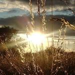 شروق الشمس شمال انجلترا