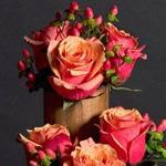 الله على سحر الزهور