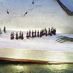اغرب مسرح عائم في العالم يقع في النمسا في مدينه الفن فيينا