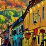 خريف رومانيا ...سبحانك يا الله ما اجملك