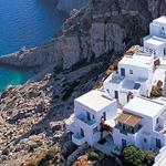 فوليجاندروس هي جزيرة يونانية صغيرة في بحر ايجه