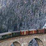 خط السكة الحديد في فرنسا من عجائب وغرائب العالم