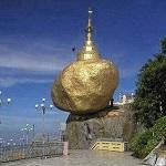 أكبر صخرة ذهب في سلطنة بروناي