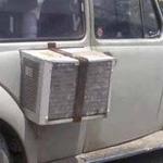 سيارة فولكس بالمكيف المتطور !!