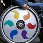 سيارة كهربائية لـ ذوي الاحتياجات الخاصة