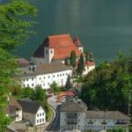 قرية جميلة في النمسا