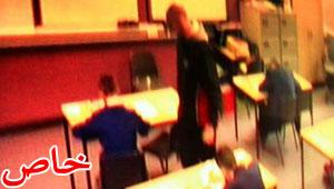 مدارس تتجسس على المعلمين وتنصب كاميرات مراقبة في الفصول
