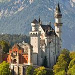 قلعة نويشفانشتاين في ألمانيا