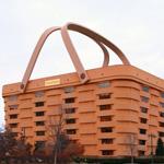 لونج آبيرجر بالولايات المتحدة هو مبنى لشركة تقوم بتصنيع سلات الغذاء