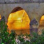 نت دي غار هو جسر قوسي أثري في فرنسا