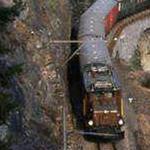 أحد القطارات في فرنسا