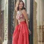 المصرية لارا اسكندر خرجت من الساحة الفنية لتعود من باب الموضة
