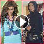 صور نجمة ستار اكاديمي كاتيا حركة قبل وبعد ان تعتزل، تتحجب وتصبح أمّاً