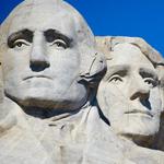 جبل راشمور النصب التذكاري الوطني