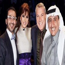 عودة برنامج اراب جوت تالنت مع علي، نجوى، احمد وناصر!