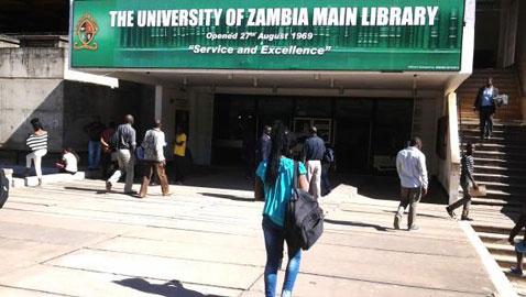 تحذير للطالبات الـ (شبه العاريات)  في جامعة زامبيا