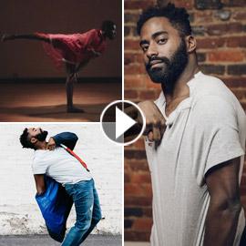 تعرفوا على الراقص المحترف الذي يتحدى بحركاته الشلل الدماغي النصفي