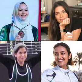 سعوديات أبهرن العالم بإنجازاتهن الرياضية واقتحمن موسوعة غينيس