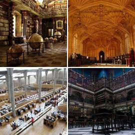 بالصور: أجمل وأعرق المكتبات في العالم.. سحرها يشحذ شغف القراء