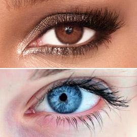 ماذا تعني ألوان العيون؟.. تعرف على شخصيتك من لون عيونك!