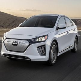 هيونداي تطلق علامة IONIQ للسيارات الكهربائية