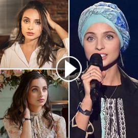 لماذا تخلت نجمة ذا فويس فرنسا المسلمة عن الحجاب؟؟ بالصور