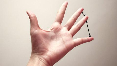اختبار شخصية: اكتشفوا ما تقوله المسافة الفاصلة بين أصابع يديكم عنكم