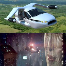 صور: تعرفوا على السيارات الطائرة المستقبلية التي ستغير العالم!