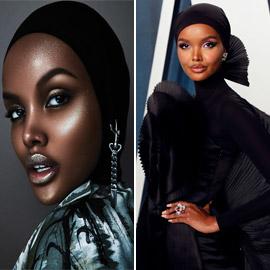 عارضة الأزياء المحجبة حليمة عدن تعتزل عروض الأزياء بسبب ديانتها!