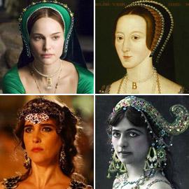 كيف كانت تبدو النساء الأيقونيات اللواتي رأيناهن في الأفلام على أرض  ..