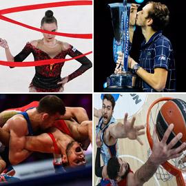 إليكم أفضل اللقطات والصور الرياضية لعام 2020
