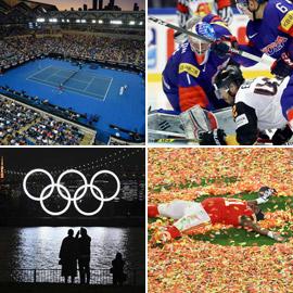 بالصور: تعرفوا إلى أهم البطولات والمنافسات الرياضية العالمية في 2021