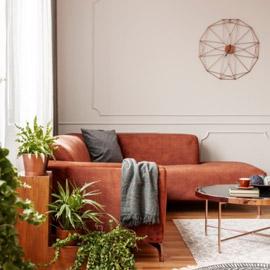 ديكورات غرفة الجلوس المودرن في الشتاء