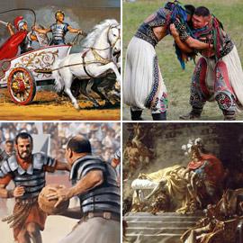 تعرفوا إلى أخطر الألعاب والرياضات التي مارسها الإنسان عبر التاريخ