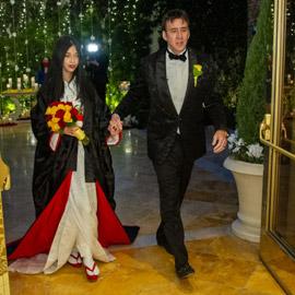 نيكولاس كيدج يتزوَّج للمرة الخامسة! عروسه الجديدة يابانية، والزفاف  ..