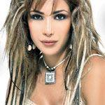 المذيعة ديانا رزق