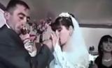 عروسيين بقمة الغباء إضحك من قلبك