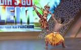 الرقم القياسي للرقص - الألوان في الهند