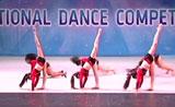 مسابقة رقص شيقة لأجمل الفتيات